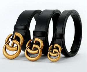 2020 NEUE Art und Weise Marke Gürtel Männer und Frauen Goldbuchstaben Schnallengurt breite 3.8cm Marke klassischen Gürtel schnelle Lieferung, 01