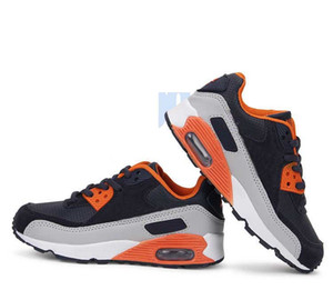 Chaussures de running enfants North Carolina blue Chaussures enfants oreo Chicago blanc rouge GS chaussures garçon GS 1 baskets feng shui