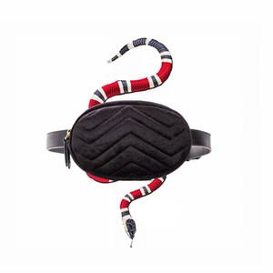 Mode sac ceinture de fermeture à glissière simple, ambiance velours ovale mini-portefeuille blanc d'origine support gros Borsa un sac banane sac de ceinture marsupio