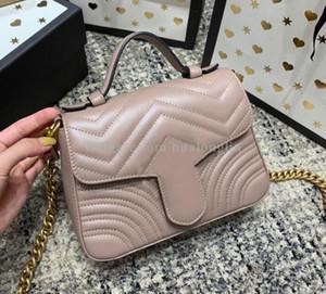 Alta qualidade couro genuíno de Moda de Nova Mulheres Messenger Bag bolsa Tote designer de marca de desconto Atacado