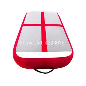 Freies Verschiffen Mini Gym Mat Aufblasbare Gymnastik Tumble Track Air Block Air Board Matte Für 0,6 mt * 1 mt * 0,2 mt oder angepasst