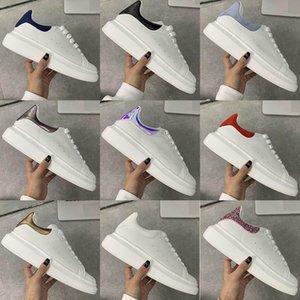 2020 concepteur de luxe de la modealexander McQueensmcqueenmqueen hommes chaussures femmes paniers sneakersfqAH #