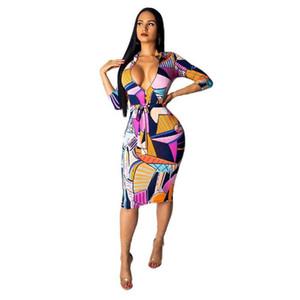 Dresses Fashion Plaid Print Womens Zipper Dresses Bow Sashes Casual Dresses Womens Clothing Womens Panelled Sexy