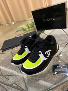 2019a begrenzten Ausgaben-Gezeiten-Marke für Männer Frauen Leder lässig High-Top Sneaker Mode wilde einzelne Schuhe Original-Box-Verpackung Größe 35-45