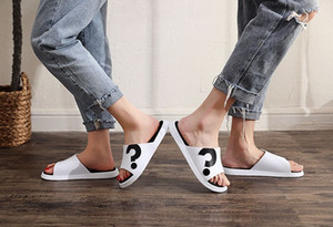 2020 nuovi stili del progettista delle donne degli uomini della spiaggia dei pistoni Sandali Primavera Estate Fuori Wear coppia Spiaggia Pantofole di alta qualità sandalo 2022801Q