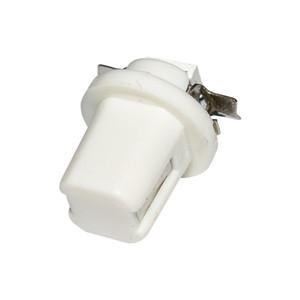100pcs B8.5D 509T B8.5 5050 1 T5 SMD lampe Gauge voiture Speedo instrument Dashboard Dash Ampoule Wedge Intérieur 10X lampe