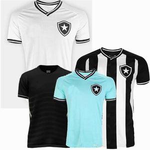 20 21 Botafogo FR maillots de camisa de futebol pé Botafogo casa longe 3ª HONDA DIEGO SOUZA 2019 2020 2021 de futebol homens e mulheres camisa