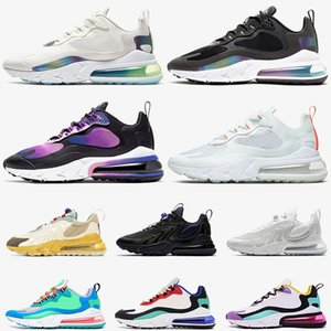 2020 Top Fashion 270 Womens Mens Running Shoes React Bubble Pack White Air#13;Max Magic Flamingo Cactus Trails Hot Sellingmens Trainers