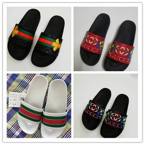 huaraches zapatillas mocasines pisos cuero lujo diapositivas diseñador sandalias
