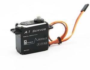 CY Servi A1 Digital Brushless impermeabile Servi in acciaio inox Ingranaggi in alluminio case1 / 8 scala 1/10 RC Auto