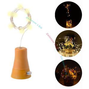 Striscia solare da 1M 10 LED Micro operata Micro Mini Rame Argento Filo stellato Strisce LED per Natale Halloween dicembre
