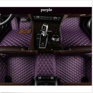 Pour tapis de voiture Volkswagen Bora 2005-2019 Tapis de sol imperméable