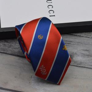 Moda 7 CM dos homens Padrão de Impressão Gravatas para Gravatas de Slim Dos Homens Da Marca de seda Jacquard Gravata Gravata Do Laço Do Casamento Magro Laços com caixa