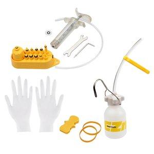 Hydraulique de freinage de remplacement Purger Tool Kit Système de freinage d'huile de frein
