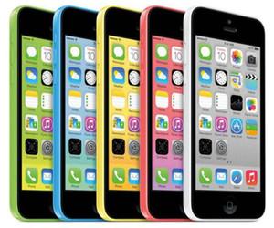 "Original iPhone 5C Unlocked Cell Phone 8GB 16GB 32GB Dual Core 8MP Camera 4.0"" Ios 10"