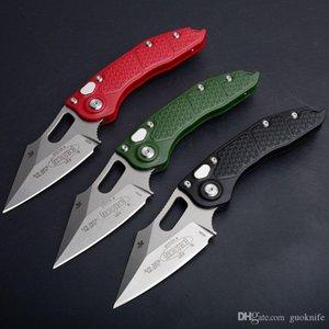 GUO três modelos = M390 tratamento criogênico ferramenta + 60HRC + EDC Micro Technology DOC faca automática (contato de morte)
