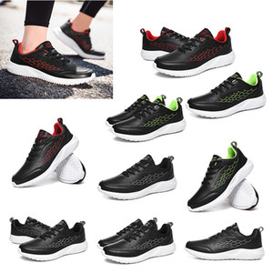 size 39-45 trainers sports men women running shoes triple black green red white leather comfortable designer sneakers