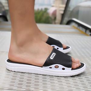 Classic Slip On Garden Clog scarpe da uomo estate pistone piano traspirante Outdoor Sandali piattaforma flip flop scarpe con zeppa leggera