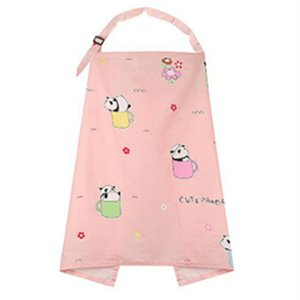 1 Pc Anti-Emptied Breastfeeding Cover Scarf Towel Cotton Outdoor Mother Feeding Maternity Breast Nursing Pads Covers Apron Shawl