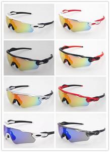 Top Radar qualità EV Pitch occhiali da sole occhiali polarizzati bici mens vetro di sole occhiali sportivi che guidano gli occhiali TR90 telaio esterno in bicicletta Eyewear