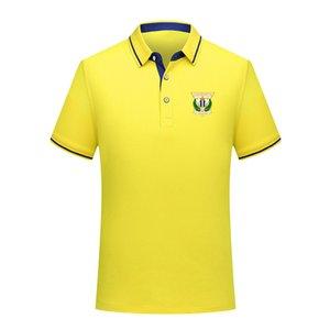 leganes 2020 summer fashion cotton football polo shirt men short sleeve lapel polo soccer men polo shirt training jersey Men's Polos