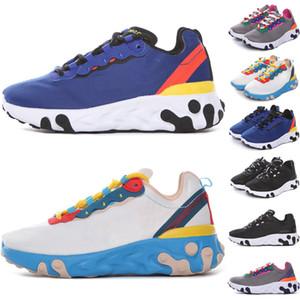 Nike Epic React Element 87 Undercover Toddler Boys React Element Scarpe sportive Big Kids Sneakers Bambina Sneaker Bambini Brand Scarpe casual da bambino Sport Boy Girl