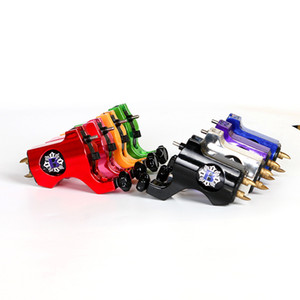 Novo Rotary Tattoo Machine Bishop Estilo Para Tattoo Shader Forro Moda Tattoo Motor Gun Para Artistas