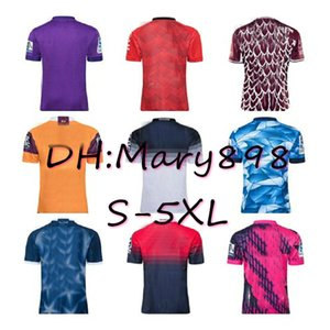 Super good quality 2019 2020 2021 Rugby Jersey Blues Rugby Jersey 2020 2021 Size S-5XL
