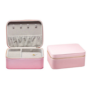 2020 Limited Edition Leather Pandora Pink Jewellery Box Case For Charms Rings and Bracelets