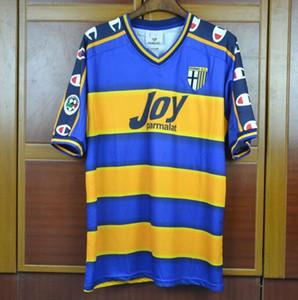 التايلاندية 2001 2002 2003 2004 بارما NAKATA ADRIANO تورام فيرون ريترو جيرسي لكرة القدم 01 02 قمصان كرة القدم
