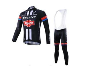 GIANT costume de cyclisme manches longues nouvelle arrivée vtt Ropa Ciclismo hombre maillot hommes vélo vêtements de vélo de vêtements fengsky