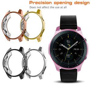 Престижное покрытие чехол для Samsung Galaxy Часы конструктора TPU побрякушки Защитная рамка для Samsung Smart Watche
