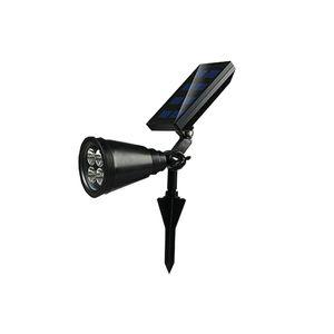 Waterproof IP65 sem fio Led Solar Sensor de Energia Jardim Energia Spotlight Caminho Lawn Lâmpada Luz para Exterior Exterior