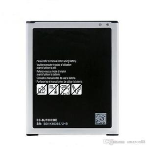 Yeni Yedek Akü İçin Samsung Galaxy J7 J700 J700F J700M J700H J700T J700P On7 (G600) 3300mAH EB-BJ700BBC Piller