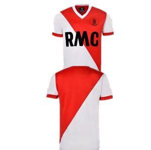 Monaco volta para os antigos Monaco Soccer Jersey maillot de pé camisa uniforme FALCAO FABREGAS Golovin JOVETIC Glik Chadli Futebol