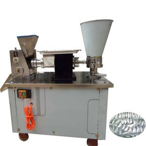 Venta caliente primavera rollo chino automático Dumpling máquina de acero inoxidable Dumpling máquina pequeña imitación Dumpling máquina