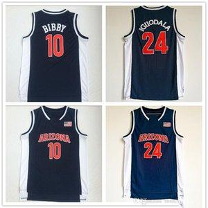 Share to Earn US $0.82 Compare with similar Items NCAA Arizona Wildcats College #24 Andre Iguodala #10 Mike Bibby Basketball Jerseys Blue