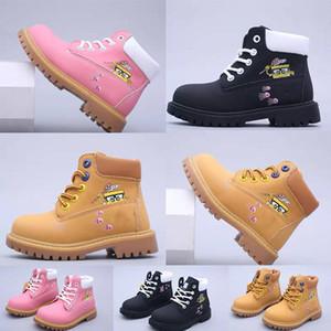 2020 tim Top chaussures de concepteur de qualité pour les enfants garçons filles bottes cheville hiver sport tendance Boot baskets childrens formateurs baby boy martin bo83e9 #