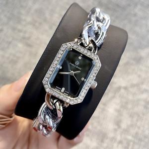 Pablo Raez Reloj Mujer Frau Diamant Uhren Luxus Krankenschwester Dame Casual Dress Weibliche Mode Armbanduhr Hohe Qualität Geschenk für Mädchen Top Stil