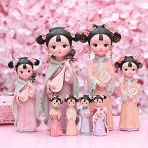 تصميم الصينية التقليدية الثقافة، منتجات الزفاف الحسنات، تزيين الكيك ضوء ليلة عيد الحب هدايا لوازم الأصدقاء