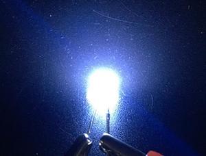 MIX OEM Inner Resistor 9V chapéu de palha LED 5 milímetros Diode Faixa Luz Para