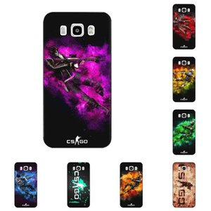 Custom Soft Cellphone Transparent Counter Strike Cs Go Logo For Xiaomi Redmi Note 2 3 3S 4 4A 4X 5 5A 6 6A Pro Plus