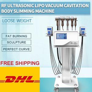 perda de peso effectve 40k vácuo peso rf sistema de cavitação vácuo remoção cavitação celulite diodo laser lipo reduzir