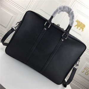 soft briefcase design men high genuine big zipper Latest bags leather capacity crossbody brand bags shoulder male end leather handbags Arai
