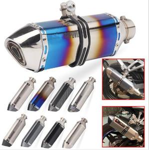 Akrapovic Exhaust Motorrad Escapamento Para Entweichen Moto DB Killer Universal-Auspuffrohr für K6 K7 K8 ZX6R3 GSR 600 502 Z900