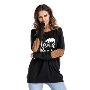 Kadınlar giyim ucuz t shirt promosyon yumuşak uzun kollu baskılı t-shirt ekran t shirt özel 2318 baskı t shirt baskı