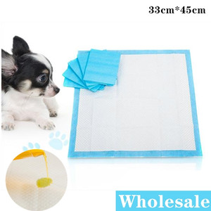 Pet Dog Cat Diaper Fast Ship Super Absorbent House Training Pads for Puppies Polymer Quicker Dry Pet Pads Healthy Clean Wet Mat Wholesales