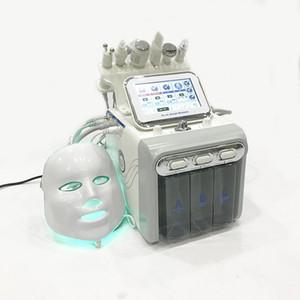 7 1 kabarcık makinesi H2O2 hidrolik bileme oksijen püskürtme yüz genç hidrolik soyulmuş çamaşır makinesi siyah baş soyulması