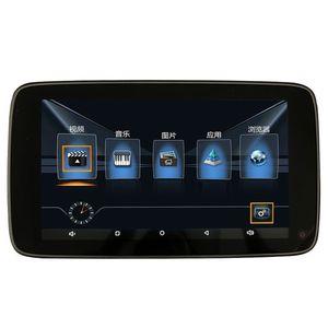 2 Pcs 11inch Android 8.1 Super Slim Car Descanso para Cabeça Monitor de MP4 MP5 Multimedia Player de vídeo para Rear Seat Entertainment System dvd carro