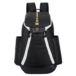migliori cerchi dello zaino del progettista squadra d'elite uomini e donne sacchetto di scuola borse griffate marchio di moda di lusso delle ragazze dei cerchi squadra d'elite sport nero